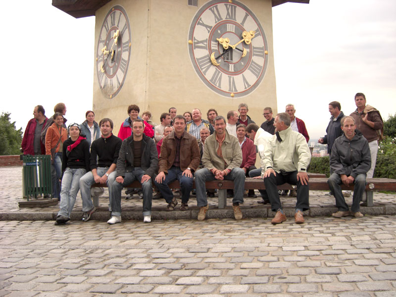 Ausflug Steinz 2007