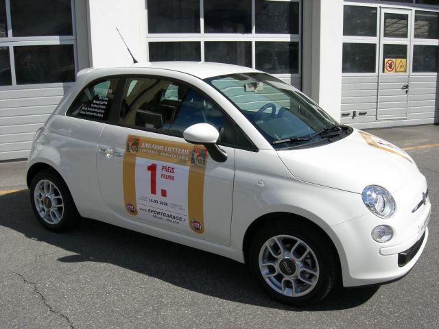 Fiat 500 - Lotterie