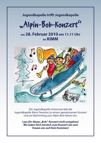 Alpin Bob Konzert 2010