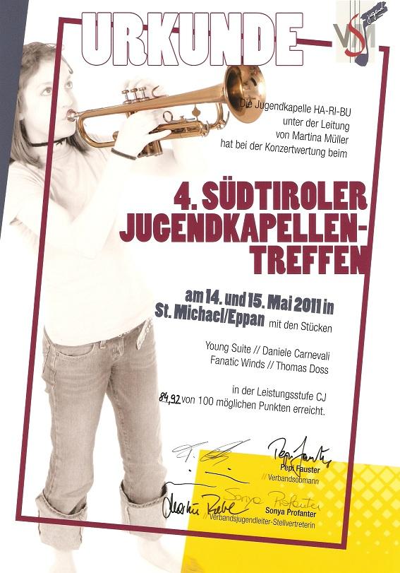 Juka Wettbewerb 2011